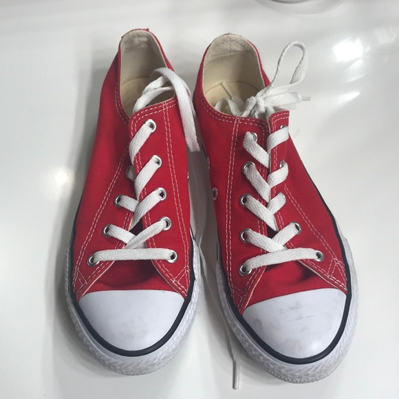 66347a0e3365 Converse Other - Converse All Star Red Youth 2.5 Boys Girls
